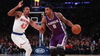 Knicks Beat Kings, 106-98