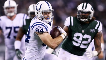 Jets Lose to Colts, 41-10