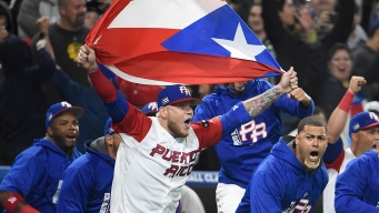 Puerto Rico Beats US 6-5 to Advance to World Baseball Semis