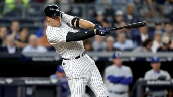 Judge 2 HRs, Hits Drive Nearly 500 Feet, Yanks Rout O's 14-3