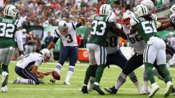 Jets Fall to Patriots, 24-17