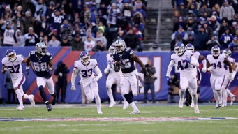 Giants Fall to Cowboys, 30-10