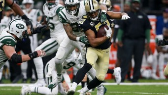 Jets Fall to Saints, 31-19