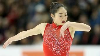 Mirai Nagasu Looks Toward South Korea and Past Sochi Snub