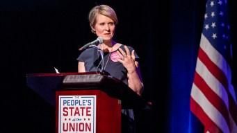 Working Families Party Formally Endorses Cynthia Nixon