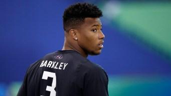 Who Is Saquon Barkley, Giants' Pick?