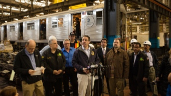 $800M For Repairs Will Help Subway 'Get up and Going': Cuomo