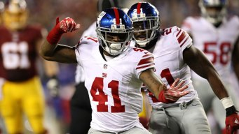 Redskins Lose to Giants 19-10, Blow Chance to Make Playoffs