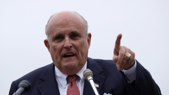 Giuliani Tries to Clear Up Remarks on Russia Collusion