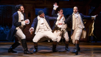 Broadway's 'Hamilton' to Launch California Tour