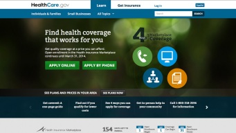 Feds to Insurance Shoppers: Come Back to Obamacare Site