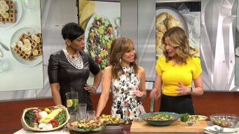 Healthy Home Cooking With Natalie Morales