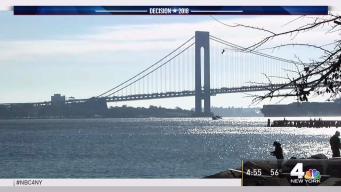 Heated Race on Staten Island