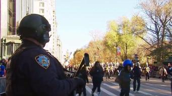How the NYPD Kept the Thanksgiving Day Parade Safe