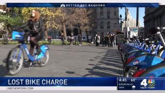 How to Prevent Accidental Citi Bike Lost Charge
