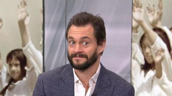 Hugh Dancy on 'The Path' Season 3