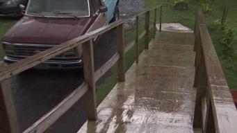 Hurricane Survivors in Camuy Reflect on Slow Progress