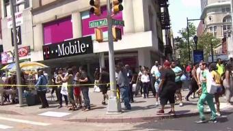 Innocent Bystanders Shot in Brooklyn