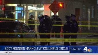 Investigation Continues After Body Found in NYC Manhole