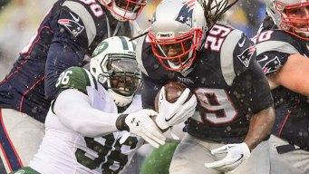 Patriots Demolish Jets 41-3