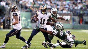 Bryce Petty's Late Interception Seals Jets 9-6 Loss vs. Rams