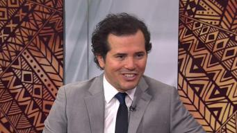 John Leguizamo on 'Latin History for Morons'