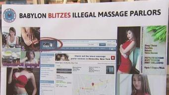 LI Officials Crack Down on Illegal Massage Parlors