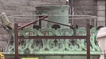 Lady Liberty's Original Torch Has a New Home