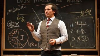 John Leguizamo Breaks Down 'Latin History for Morons'