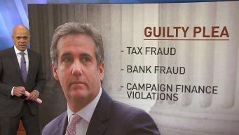 Lawyer Michael Cohen Faces Possible Prison Sentence