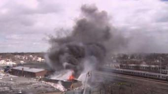 Lithium Battery Blamed for LIRR-Crippling Inferno