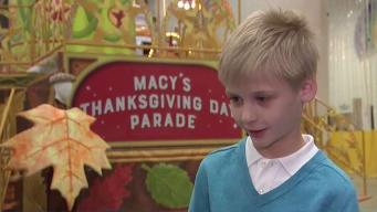 Lucky Kids Get Thanksgiving Day Parade Preview