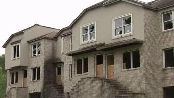 Luxury Homes Abandoned for Years to Be Torn Down in NJ