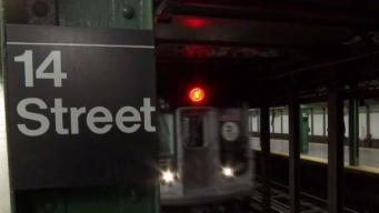 MTA Says Trains Are On Time More Often