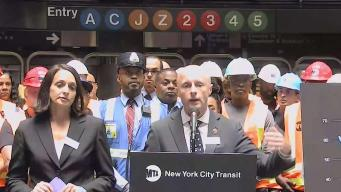 MTA to Add 500 Transit Officers to Improve 'Quality of Life'