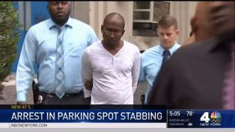 Man Arrested in Deadly Parking Spot Stabbing