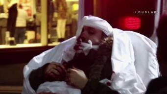Man Badly Disfigured in NYC Subway Attack