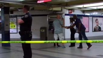 Man Slashed in Busy NYC Subway Station: Police
