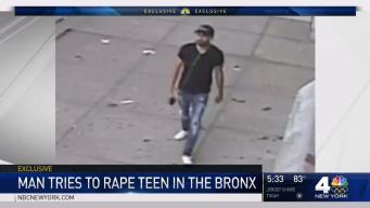 Man Tries to Rape Teen Girl in the Bronx