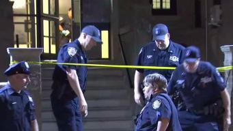 Man With Knives Shot by NYPD Officer: Police