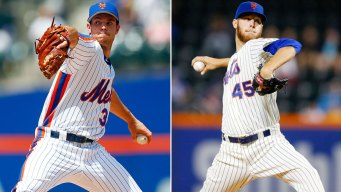 Matz, Wheeler Struggle as Mets' Opening Day Nears