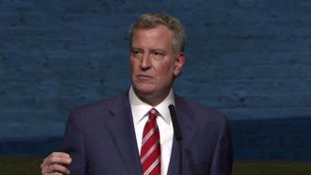 Mayor de Blasio Ahead in Latest Marist Poll