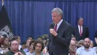 Mayor de Blasio to Lose Control of NYC Schools