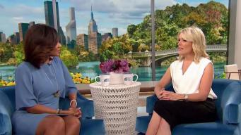 Megyn Kelly Talks About Her 'Today' Premiere
