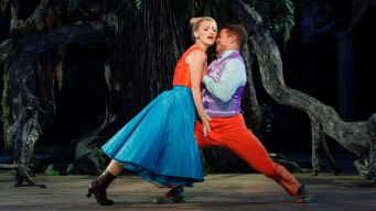 Course of True Love Runs Amok in Central Park 'Dream'<br />