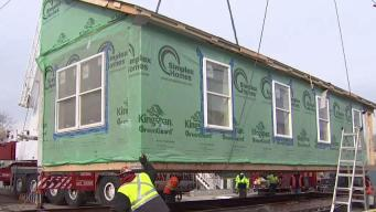 Modular Homes Aid Build it Back Efforts in NYC