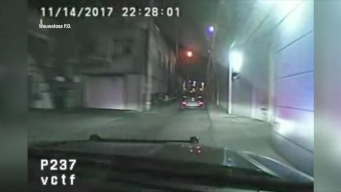 12-Year-Old Among Young Carjackers in High-Speed Chase