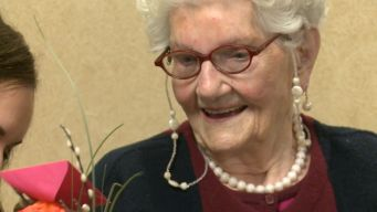 107-Year-Old Woman Reveals Secret to Longevity