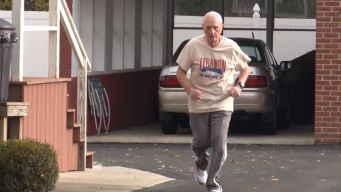 97-Year-Old Still Running Strong