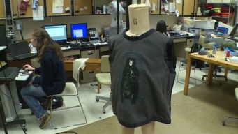Wearable Tech-Vest Provides Comfort For Autistic